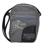 Game Of Thrones: Stark Small (Borsa A Tracolla)