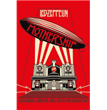 Led Zeppelin (Mothership Red) Maxi Poster Poster