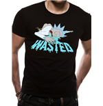 Rick And MORTY: Wasted (T-SHIRT Unisex )