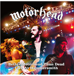 Vinile Motorhead - Better Motorhead Than Dead (4 Lp)