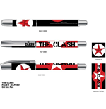 The Clash : Star & Stripes (Penna Gel)