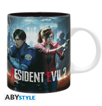 Resident Evil - Mug - 320 Ml - Re 2 Remastered - Subli - With Boxx2