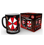Resident Evil - Umbrella (Tazza Termosensibile)