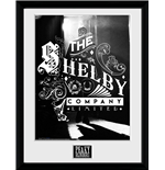 Peaky Blinders - Shelby Company (Stampa In Cornice 30x40cm)