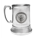 Game Of Thrones: Stark Stainless Steel Stein (Boccale)