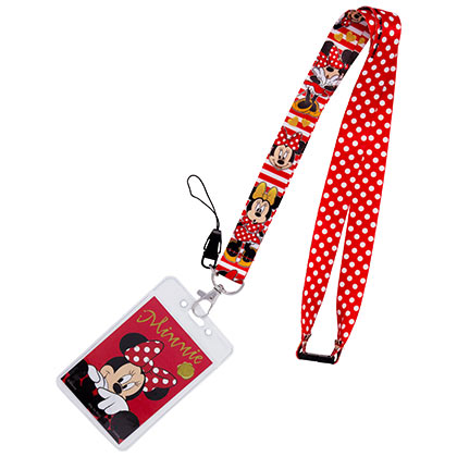 Lanyard / Laccetto da collo Minnie