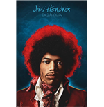 Jimi Hendrix (Both Sides Of The Sky) Maxi Poster Poster