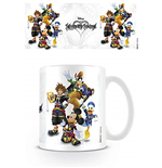 Kingdom Hearts (Group) (Tazza)
