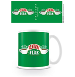 Friends (Central Perk Green) Mug (Tazza)