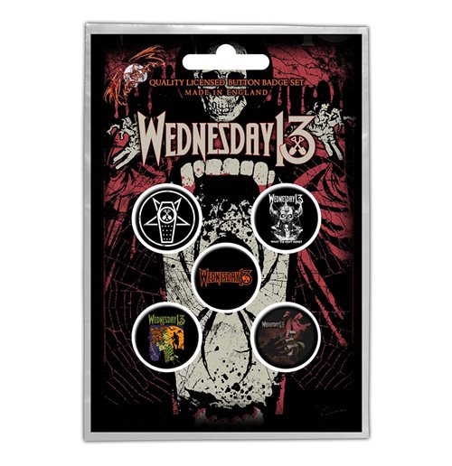 Spilla Wednesday 13 - Design: Condolences