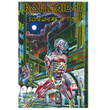 Poster Iron Maiden - Design: Somewhere In Time
