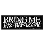 Toppa Bring Me The Horizon - Design: Horror Logo