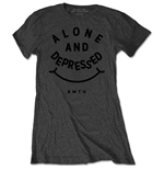 Bring Me The HORIZON: Alone & Depressed (T-SHIRT Donna )