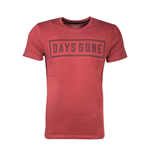 T-shirt Days Gone da uomo