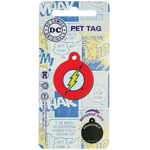 Dog Tag / Piastrina The Flash 345095