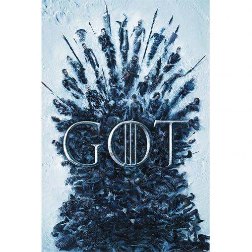 Poster Il trono di Spade (Game of Thrones)