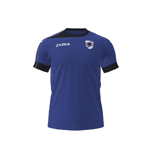 T-shirt Sampdoria 2018 Adulto