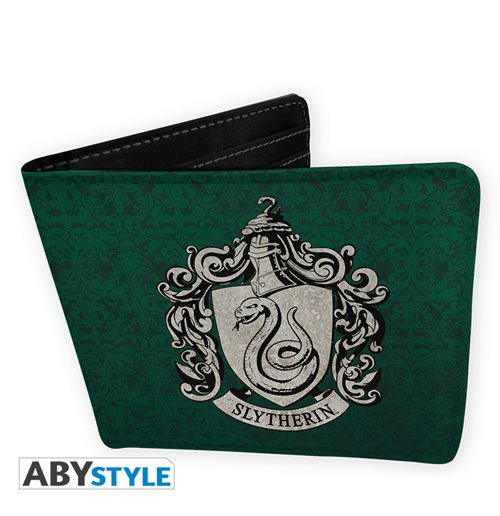 "Harry Potter - Wallet ""Slytherin"" - Vinyl"