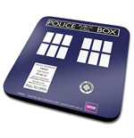 Doctor Who: Tardis (Sottobicchiere)