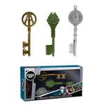 Funko: Ready Player One - Keys 3 Pack-Jade, Crystal & Copper