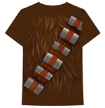 T-shirt Star Wars unisex - Design: Chewbacca Chest