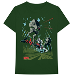 T-shirt Star Wars unisex - Design: AT-ST Archetype
