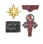 Spilla Captain Marvel 346753