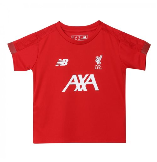 T-shirt Liverpool FC 2019-2020 (Rosso)