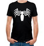 T-shirt Venom - Design: White Logo