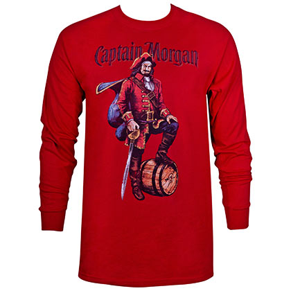 T-shirt Captain Morgan da uomo