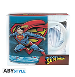Dc Comics - Mug - 320 Ml -  Superman Action -  With Box