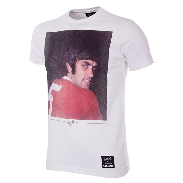 T-shirt George Best 347633