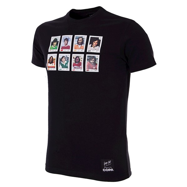 T-shirt George Best 347635