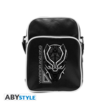 "Marvel - Messenger Bag ""Black Panther""- Vinyl Small Size - Hook"