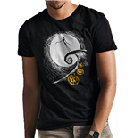 T-shirt A Nightmare Before Xmas - Design: Jacks Lament