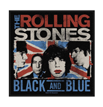 Toppa The Rolling Stones - Design: Black & Blue
