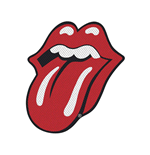 Toppa The Rolling Stones - Design: Tongue Cut-Out