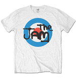 T-shirt The Jam unisex - Design: Spray Target Logo
