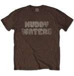 T-shirt Muddy Waters unisex - Design: Electric Mud Vintage