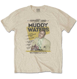 T-shirt Muddy Waters unisex - Design: Peppermint Lounge