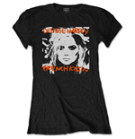 T-shirt Debbie Harry da donna - Design: French Kissin'