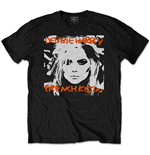 T-shirt Debbie Harry unisex - Design: French Kissin'