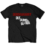 T-shirt Debbie Harry unisex - Design: Def, Dumb & Blonde