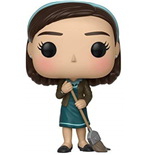 Funko Pop! Movies - Shape Of Water - Elisa W/Broom