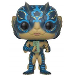 Funko Pop! Movies: Shape Of Water - Amphibian Man - Funko Pop! Movies: Shape Of Water - Amphibian Man