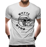 T-shirt Riverdale - Design: White Wyrm