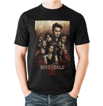 T-shirt Riverdale - Design: Poster
