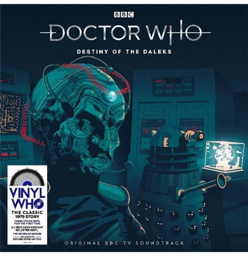Vinile Various Artists - Doctor Who: Destiny Of The Daleks
