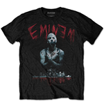 T-shirt Eminem unisex - Design: Bloody Horror