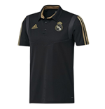 Polo Real Madrid 2019-2020 (Nero)